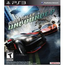 Ridge Racer Unbounded Limited Edition (PS3) ENG