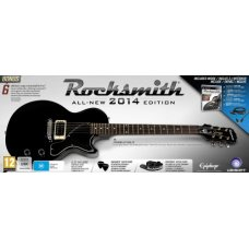 Rocksmith 2 Guitar Bundle (PS3)