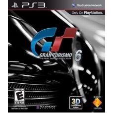 Gran Turismo 6 (PS3) RUS