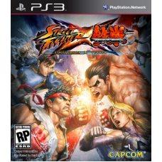 Street Fighter X TEKKEN (PS3) RUS Sub.