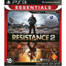 Resistance 2 (PS3) ENG