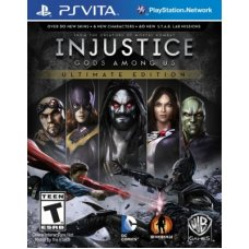 Injustice: Gods Among Us (PS Vita) ENG