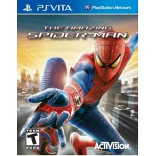The Amazing Spider-Man (PS Vita) ENG