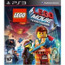 LEGO Movie Videogame (PS3) ENG