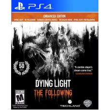 Dying Light:The Following (PS4) RUS