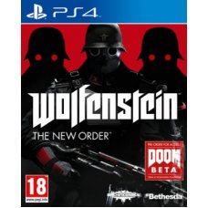 Wolfenstein: The New Order (PS4) ENG