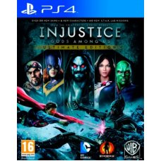 Injustice: Gods Among Us Ultimate Edition (PS4) ENG