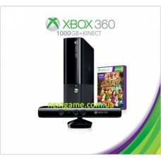 Xbox 360 Slim E 1000Gb FREEBOOT + LT+3.0 + 250 Игр + Kinect + Игра Kinect Adventures + HDMI