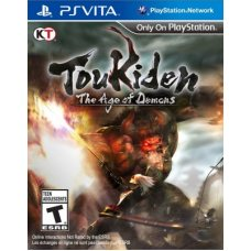 Toukiden: The Age of Demons (PS Vita) ENG