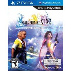 FINAL FANTASY X X-2 HD Remaster (PS Vita) ENG