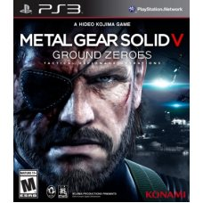 Metal Gear Solid V: Ground Zeroes (PS3) ENG