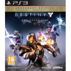 Destiny: The Taken King. Legendary Edition (PS3) ENG