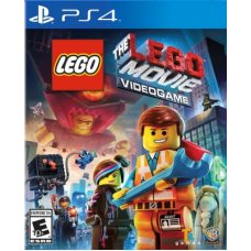 The LEGO Movie Videogame (PS4) ENG
