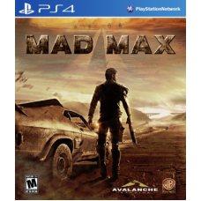 Mad Max (PS4) RUS SUB.