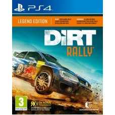 Dirt Rally Legend Edition (PS4) RUS