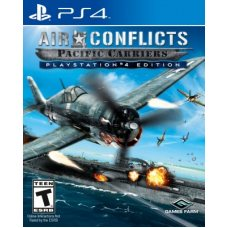 Air Conflicts: Pacific Carriers (PS4) ENG