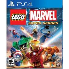 LEGO: Marvel Super Heroes (PS4) ENG