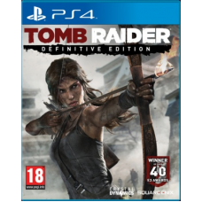 Tomb Raider (PS4) ENG