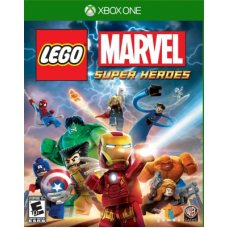 LEGO Marvel Super Heroes (Xbox One) RUS SUB
