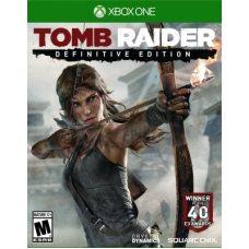 Tomb Raider (Xbox One) RUS