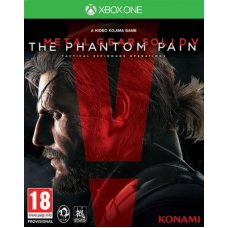 Metal Gear Solid V: The Phantom Pain (Xbox One) RUS SUB