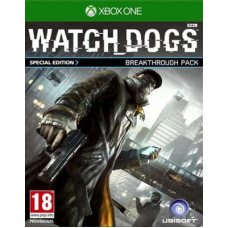 Watch Dogs (Xbox One) RUS