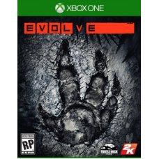 Evolve (Xbox One) RUS