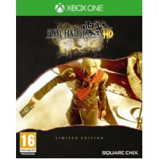 Final Fantasy Type-0 HD (XboxOne) ENG