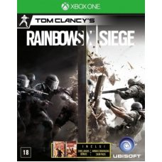 Tom Clancy's Rainbow Six: Siege (Xbox One) RUS