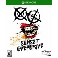 Sunset Overdrive (Xbox One) RUS