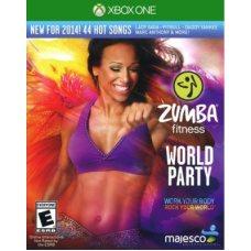 Zumba Fitness: World Party (Xbox One)