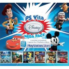 Disney Mega Pack 6 Игр (ваучер на скачивание)