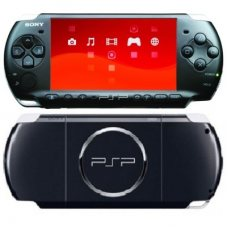 Sony PSP 3000 Piano Black + 64Gb + USB + чехол + пленка +игры