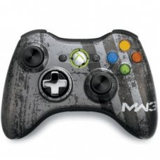 Джойстик беспроводной Wireless Controller Call of Duty: Modern Warfare 3 Limited Edition оригинал (XBOX 360)
