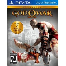 God of War Collection (PS Vita) ENG