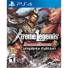 Dynasty Warriors 8: Xtreme Legends Complete Edition (PS4) ENG