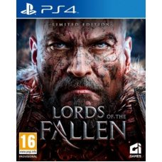 Lords of the Fallen Limited Edition (PS4) RUS Sub.