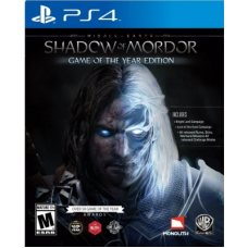 Middle Earth: Shadow of Mordor. Game of the Year Edition (PS4) RUS SUB