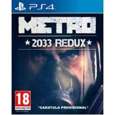 Metro Redux (PS4) RUS
