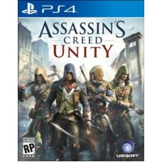 Assassin's Creed Unity (PS4) RUS