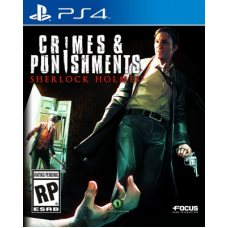 Crimes and Punishments: Sherlock Holmes (PS4) ENG