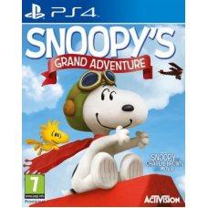 The Peanut Movie: Snoopy's Grand Adventure/Снупи. Большое приключение (PS4) ENG
