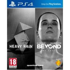 The Heavy Rain & Beyond: Two Souls (PS4) RUS