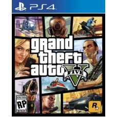 Grand Theft Auto V (PS4) Rus sub.