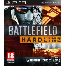 Battlefield Hardline (PS3) RUS