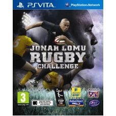 Jonah Lomu Rugby Challenge (PS Vita) ENG