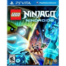 LEGO Ninjago Nindroids (PS Vita) RUS SUB