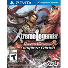 Dynasty Warriors 8: Xtreme Legends Complete Edition (PS Vita) ENG