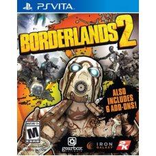 Borderlands 2 (PSVita) ENG