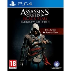 Assassin's Creed IV: Black Flag Jackdaw Edition (PS4) Rus
